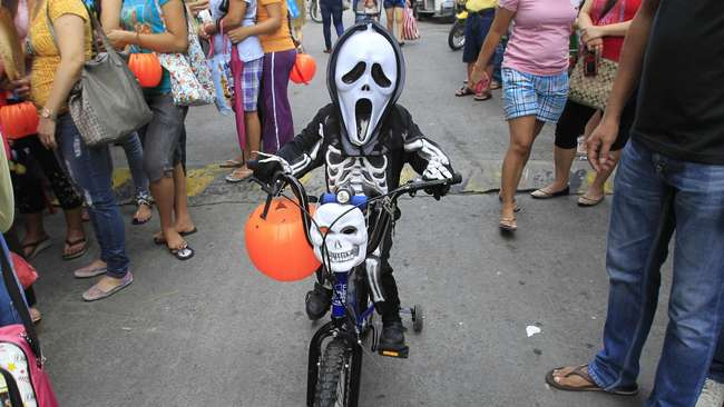 Menguak Legenda Horor Teror Halloween