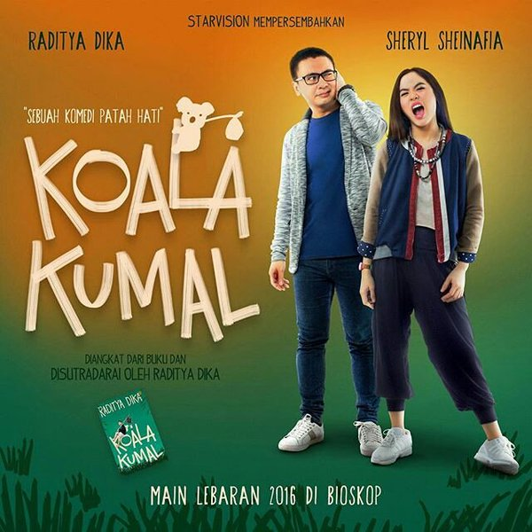 Download Video Lagu Sheryl Sheinafia – Kedua Kalinya (Ost. Koala Kumal)